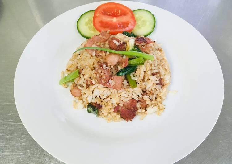 Resep Nasi Goreng Korea Non Halal