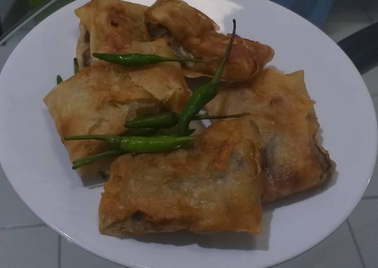 Resep Lumpia sayur