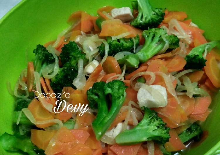 Resep Tumis Sayur Simple