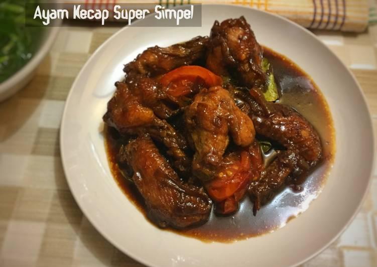 Resep Ayam Kecap Super Simpel