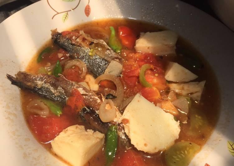 Resep Tumis Ikan Cue Keranjang