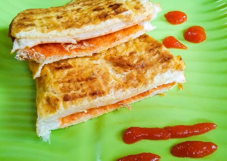 Resep Roti Keju Selimut