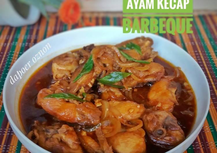 Resep Ayam Kecap Barbeque