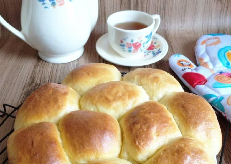 Resep Roti Kasur Autolysis