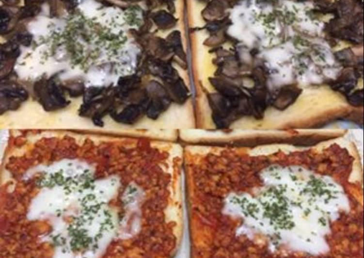 Resep Bruschetta (roti panggang)
