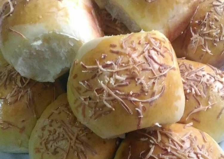 Resep Roti coklat dan Keju