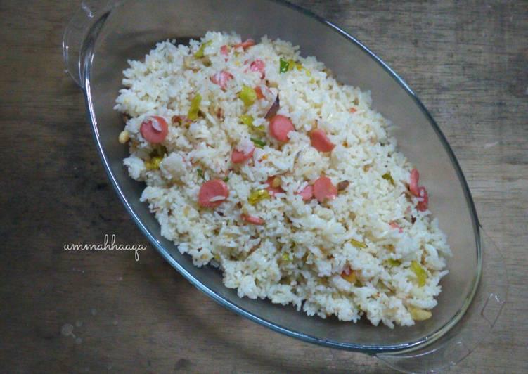 Resep Nasi Goreng Rawit Daun Jeruk
