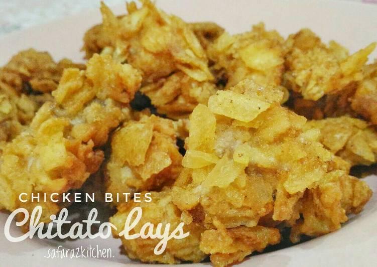 Resep Chicken Bites Chitato Lays