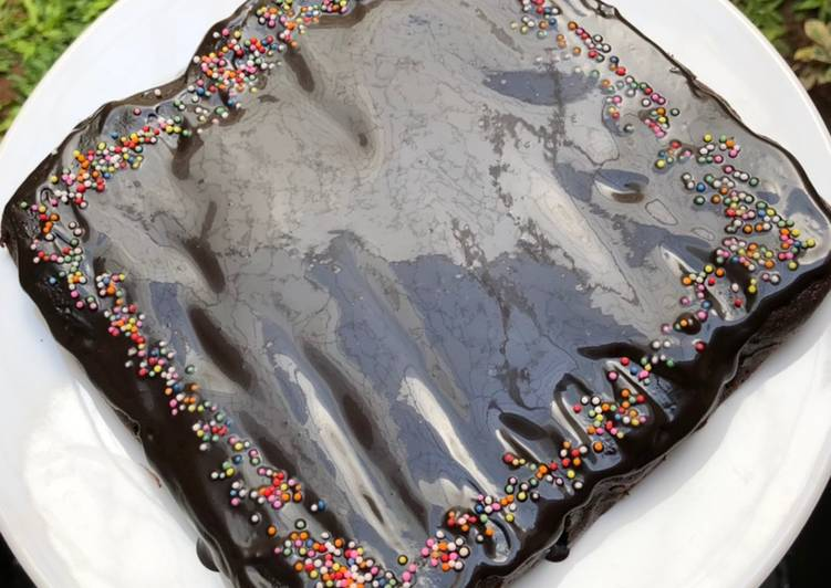 Resep No Gluten CHOCOLATE CAKE