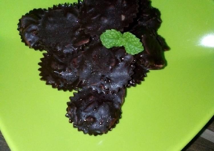 Resep Chocolate Rochers