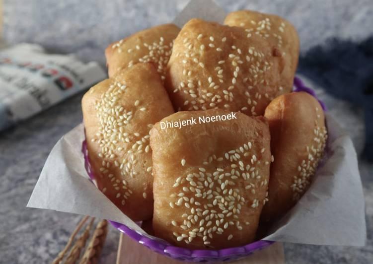 Resep Odading / Roti bantal