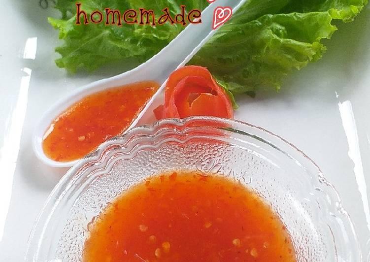 Resep Sambal Bangkok Homemade