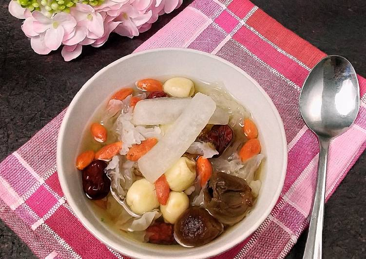 Resep Cheng Teng Herbal Dessert