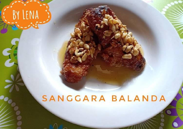 Resep Sanggara Balanda