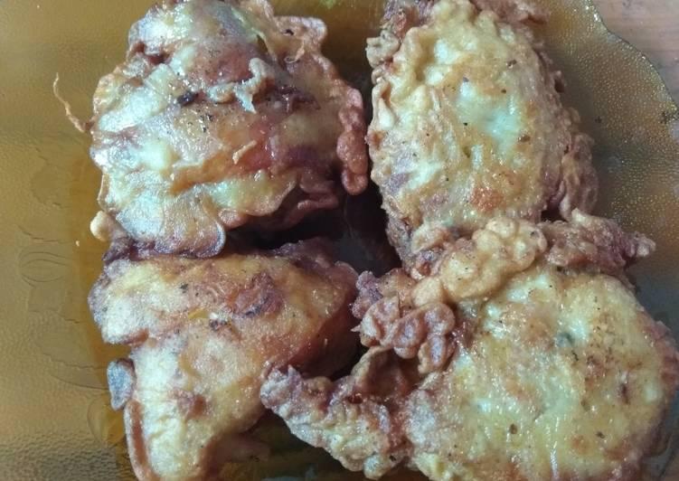 Resep Ayam Goreng Terasi