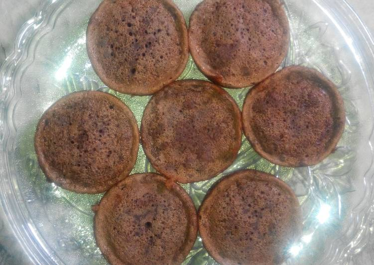 Resep Bika Ambon Coklat (Cetakan Kue Lumpur)