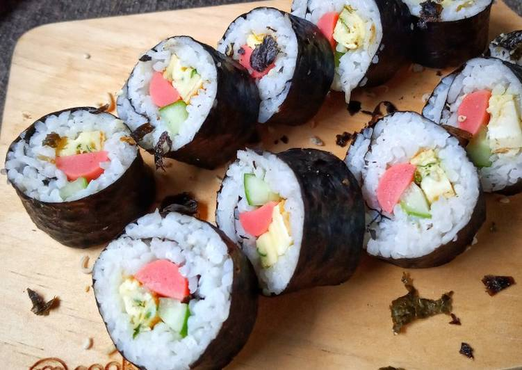 Resep Sushi Simple