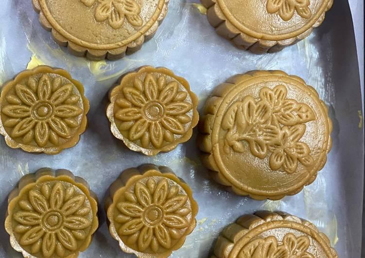 Resep Mung Bean Paste / Isian Kacang Hijau Mooncake Vegan