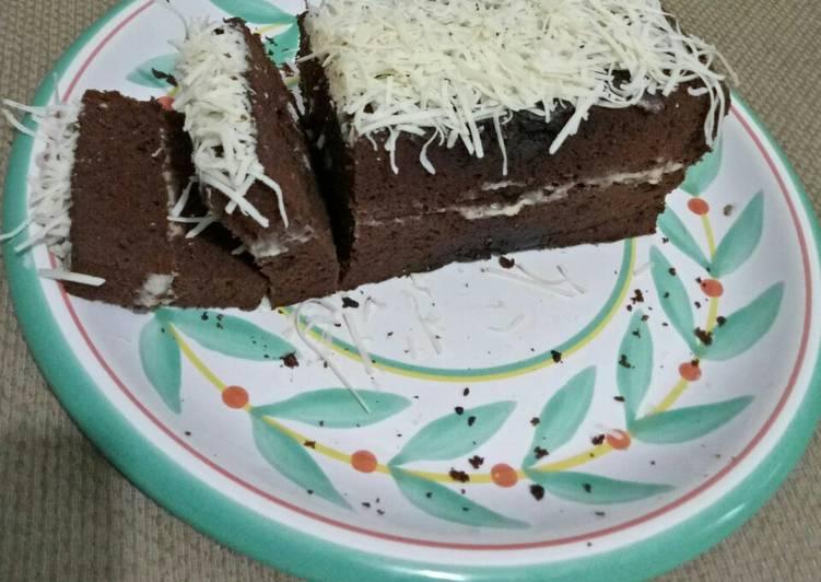 Resep Brownies kukus #Bandungrecook3_TaniaHelena