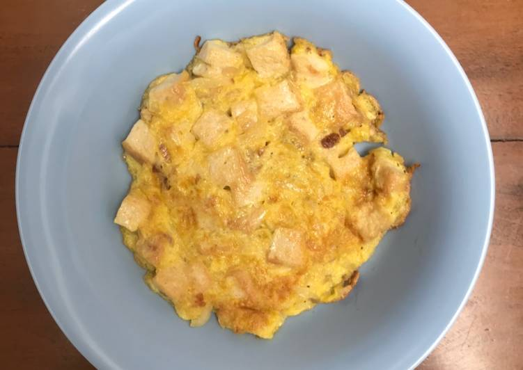 Resep Makanan Anak Dadar Tahu