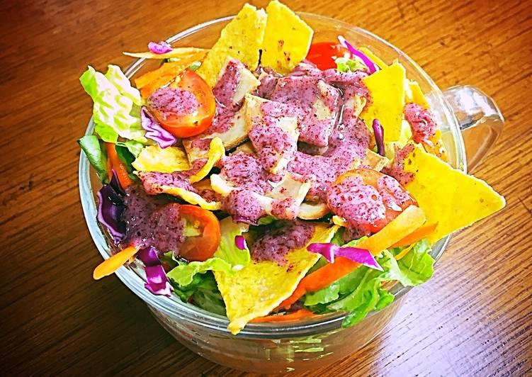 Resep Fattoush Salad