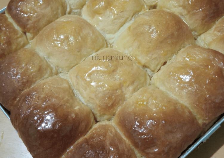 Resep Roti Kasur Lembut