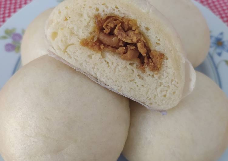 Resep Bakpao isi Ayam
