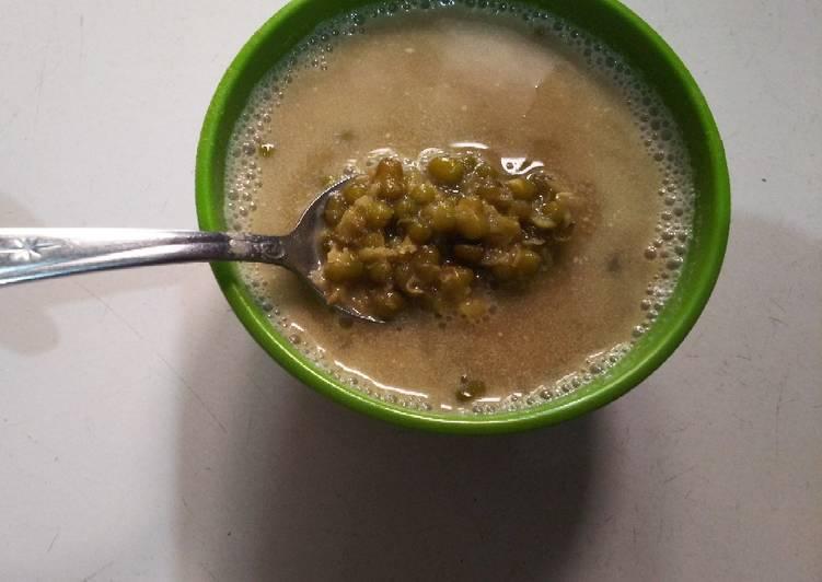Resep Bubur Kacang Ijo (5.30.7)