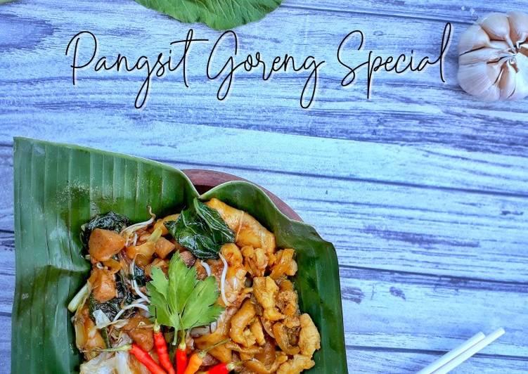 Resep Pangsit Goreng Le Gino (Special)