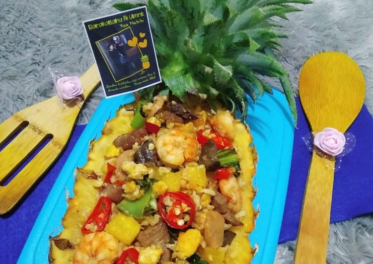 Resep Nasi Goreng Spongebob
