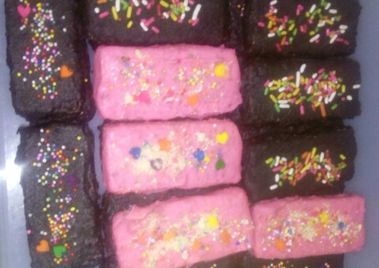Resep Chocolate biscuit