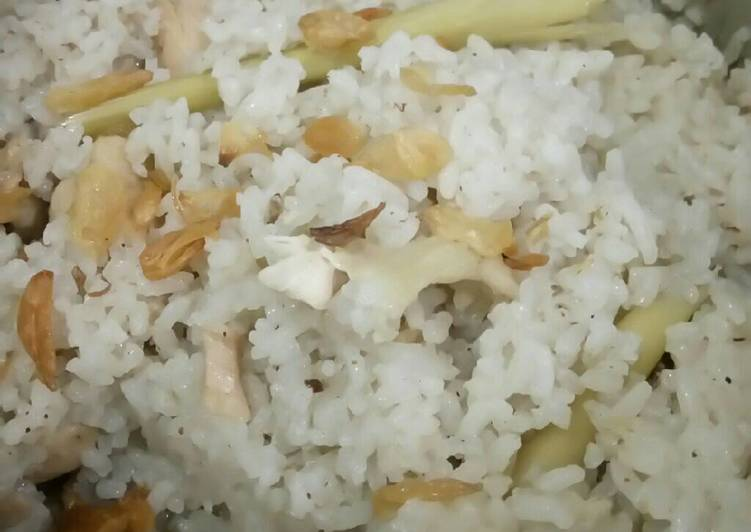Resep Nasi Kebuli Ayam ala Ibu salsa najwa