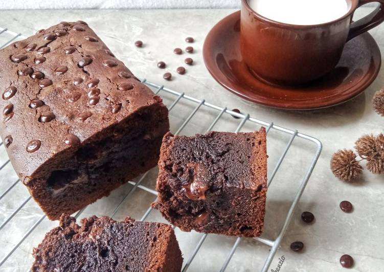 Resep Chrunchy Chocochips Brownie