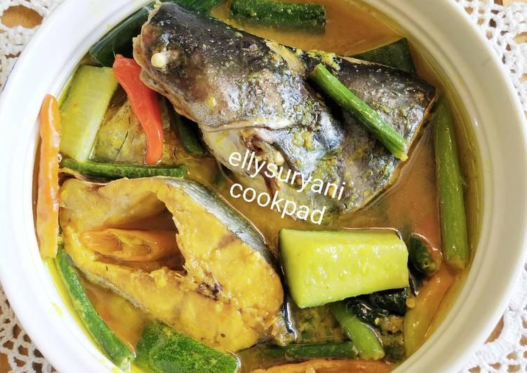 Resep Gangan aka Acar Ikan Patin Sedap Segar