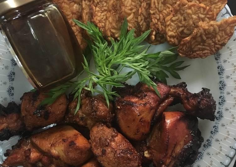 Resep Ayam Madu Pedas