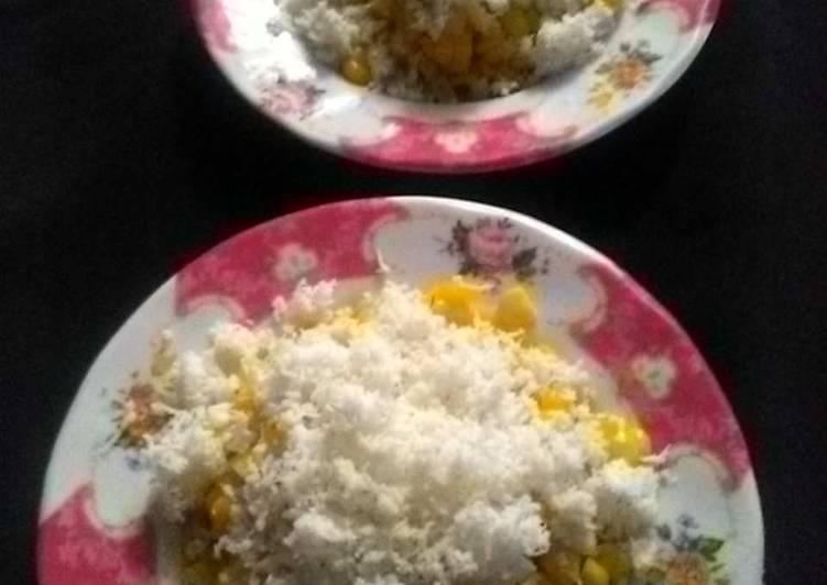 Resep Grontol jagung