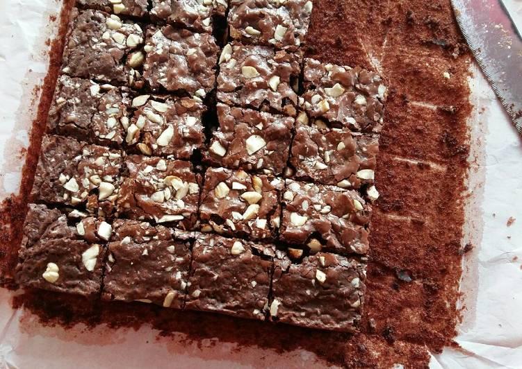 Resep Brownies ala erlina lim