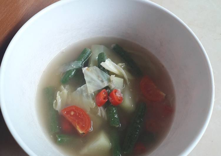 Resep Gangan Asam khas Banjar