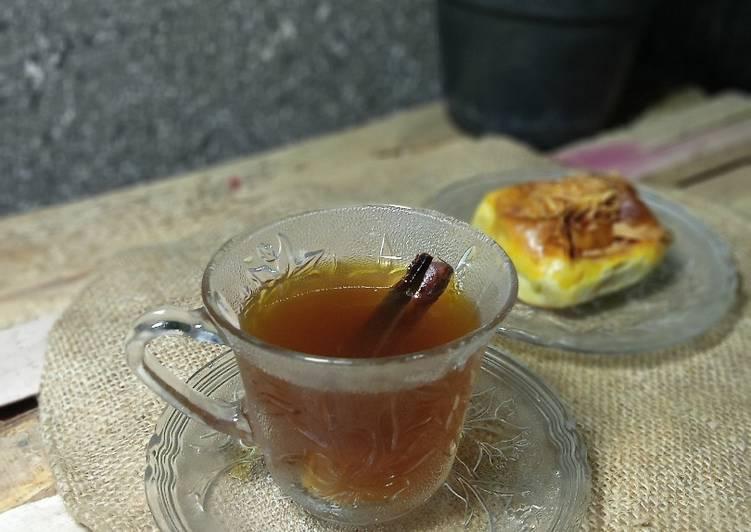 Resep Wedang Hangat Traditional