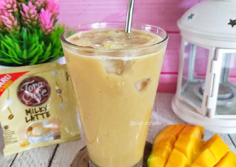 Resep Mango Milky Latte