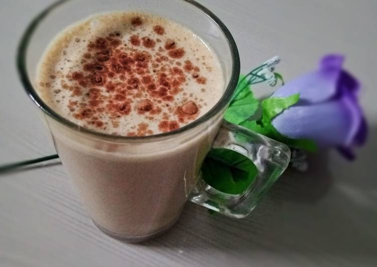 Resep Coffee Dates Smoothies