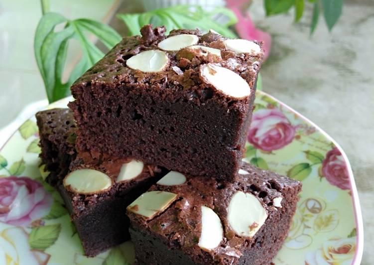 Resep Fudgy Brownies