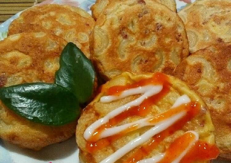 Resep MaKoTel (Macaroni Kornet Telur)