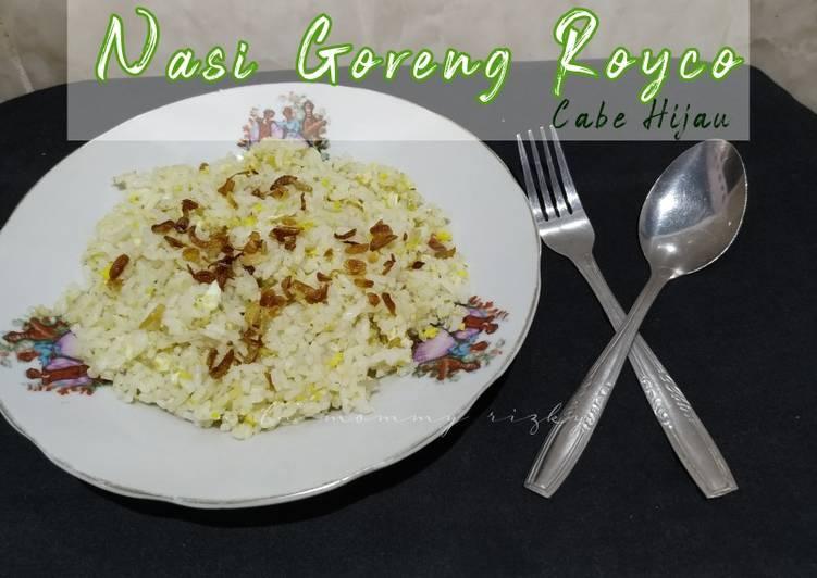 Resep Nasi Goreng Royco Cabe Hijau