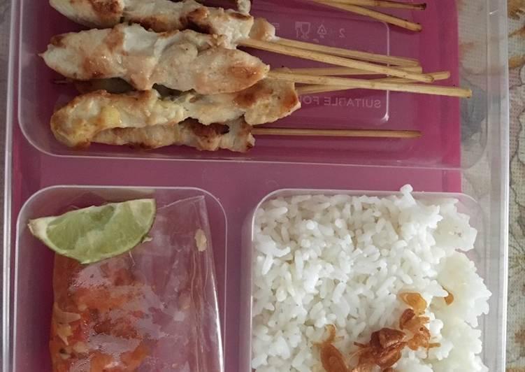 Resep Sate taichan teflon simple