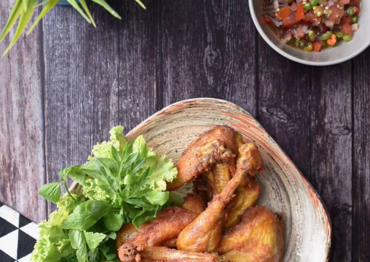 Resep Ayam Ungkep