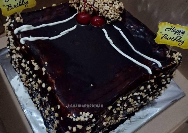 Resep (50.Chocolate Cake