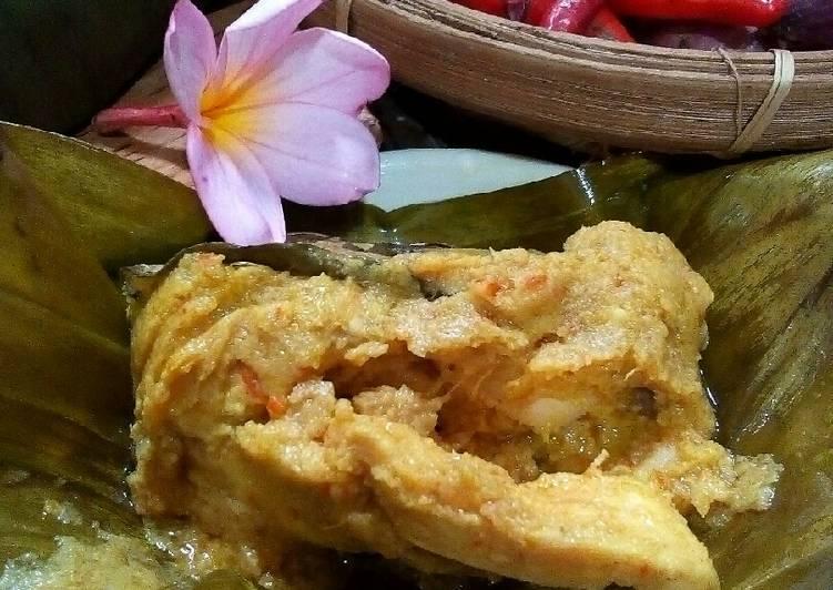 Resep Tum Ayam khas Bali