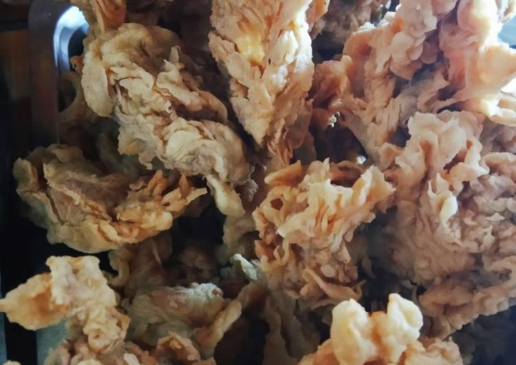 Resep Ayam crispy