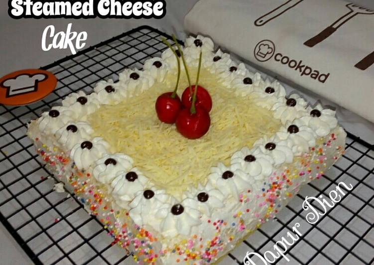 Resep Steamed Cheese Cake